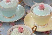A Tea Party for B / by Amy Barnett