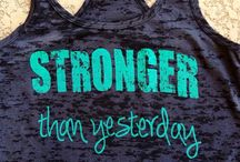 Workout Wear and Fitness Gear / by ✨❤️✨ Lori Ann ✨❤️✨