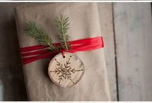 Christmas Decor / Ideas for decking the halls! / by Katie WellnessMama
