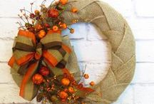 Because Burlap is Best / Burlap DIYs, crafts, wreaths, table decorations, home decor and more ... because burlap is the best! / by Katie WellnessMama