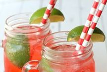 Recipe Book: Thirst Quenchers / Recipes for yummy drinks I want to make.  Eventually.