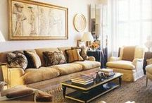 MASTER CLASS: INTERIOR DESIGN / Learn the rules like a pro, so you can break them like an artist.