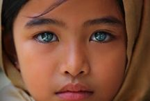 Beautiful Eyes Portraits / Awesome Girls pictures