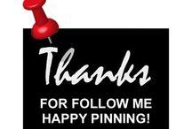 Pinterest / THANKS FOR FOLLOW ME
