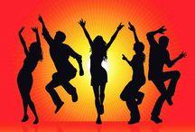 Dance Dance Dance / All About Dance