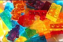 Lego Gummies