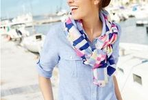 Spring + Summer Fashion / Outfits, shoes, and accessories for spring and summer - lots of mom style ;) / by Katie WellnessMama
