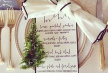 """Wedding Decor / """"I dreamed of a wedding of elaborate elegance. A church filled with family and friends. I asked him what kind of wedding he wished for. He said one that would make me his wife.""""  - unknown"""