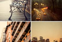 City Love / Cities I've seen and loved and cities I plan to see!