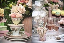 Kitchen Tea / Ideas for organizing a Kitchen Tea