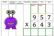Math strategies: Multiplication and More / Math Strategies: Multiplication and More offers multisensory educational tools and instructional methods that help to make learning fun and memorable.  This board also offers links to great articles and blogs that can help teachers reach all their struggling learners.