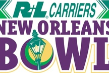 R+L Carriers New Orleans Bowl / by R+L Carriers