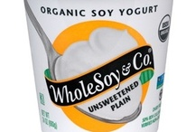 WholeSoy Yogurts / Our full line of WholeSoy yogurts! The planet's most delicious soy yogurt! Made from U.S. grown, single-source, organic & non-GMO soybeans. All of our yogurts are vegan, gluten-free & verified non-GMO! / by WholeSoy & Co.