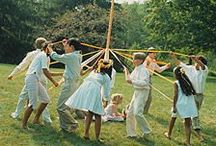 Celebrations - Beltane / May 1st  May Day