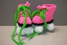 crochet flip flops slippers & Shoes