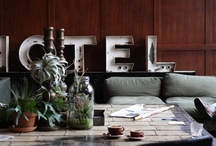 Reclaimed and Vintage