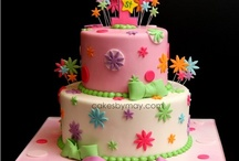 Cake decorating / by Denise LaPointe