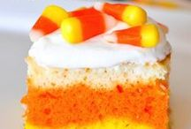 Candy Corn-Inspired Desserts / by Krisztina Williams  I  life + style
