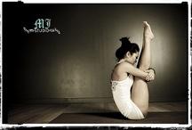 yoga :o / by Alexis Garza