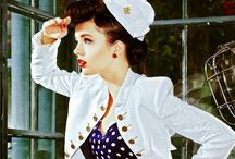 Inspired to Dress like a Sailor / Inspired by Nautical!