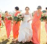 Bridal Party / Every bride needs an incredible group of women next to her on the big day.