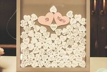 Guest Book Ideas / by Wedit