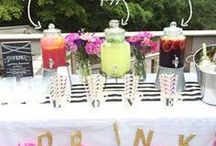 Wedding Shower Ideas / Wedding shower and engagement party ideas.