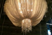 Chandeliers / I believe that there should be at least one chandelier in every home ;)