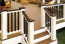 Deck & Backyard / by Teresa Schweinsberg
