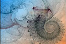 Spirals / Fibonacci, et al