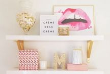 Storage and Shelving / I'm always looking for new and wonderful ways to store things