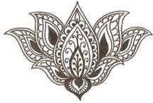 Paisley / Henna / Mehndi
