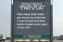 Friday Freight Trivia / Photos and information from our #trivia posts / by R+L Carriers