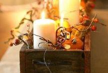 Autumn Decor / by Krisztina Williams  I  life + style