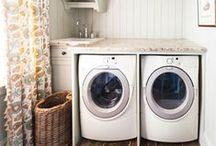 laundry room scheming