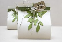 The Art of Giving / Holiday wrapping and gift giving