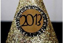 New Years Eve / Farewell sweet 2013 hello adventurous 2014