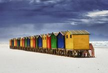 Cape Town / The place that inspires me and excites me, the place of adventures and beauty, the place I call home