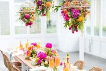 Summer Wedding Inspiration / Long days and warm evenings, cool breezes, and relaxation - summer is a great time for a wedding!