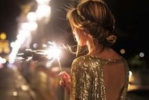 Bring The Sparklers! / Celebrate New Years with style!