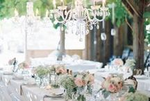 Table Settings / by Rachel Follett (Lovely Clusters)