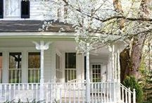 Architecture and Exteriors / by Lovely Clusters