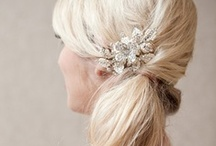 """Borrow-able Baubles / Happily Ever Borrowed is the premiere online wedding shop that rents designer bridal accessories worldwide at a fraction of the retail price! Partnering with designers such as Enchanted Atelier & Twigs & Honey, we've curated a special collection of veils, tiaras, headpieces and jewelry to """"frost yourself"""" on your special day."""