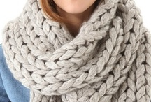 Cozy Knits / knitted items that you just want to snuggle up with: hats, blankets, sweaters, mittens, booties, yarn / by Beth Wood