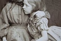 Victoriana Compendium / A compilation of victorian reference images in regards to woman and children. / by Becca Kae