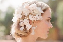 """Wedding Hair-spiration / Need some """"hair-spriation?"""" Pair some of these stunning looks with our accessories!"""