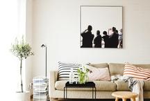 Interior Style / Beautiful interior, home decorating, architecture, furniture, interior design