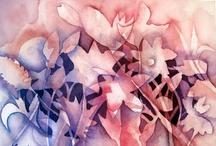 art :: paintings / by Juliana Kerrest