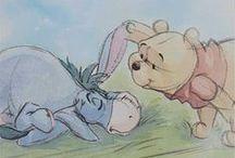 winnie the pooh. <3 / by Ashley Sowers