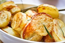POTATO PLACE / This is the place to find the perfect potato for any meal , soup , party , fancy , rustic , fried , baked , grilled , pan fried , sweet potato , mashed  / by Rexer